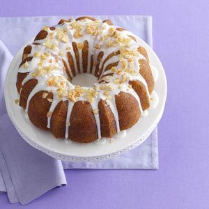 Citrus Pound Cake Recipe