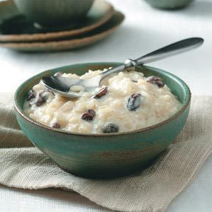 Arroz Con Leche (Rice Pudding) Recipe