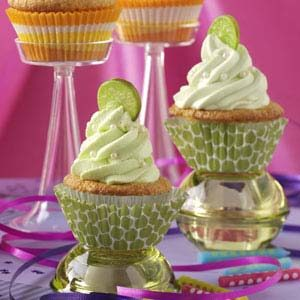 Gin & Tonic Cupcakes Recipe
