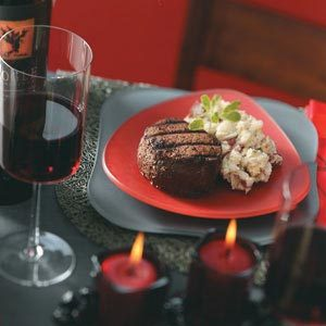 Grilled Beef Tenderloins Recipe