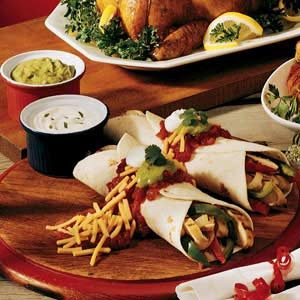 Yummy Chicken Fajitas Recipe