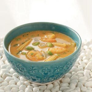 Thai Shrimp Soup Recipe