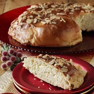 Almond Danish Coffee Cakes Recipe