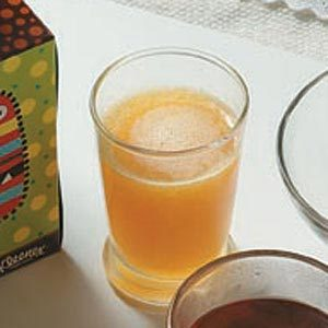 Orange-Peach Thirst Quencher Recipe