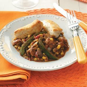 Chicken Mole Casserole Recipe
