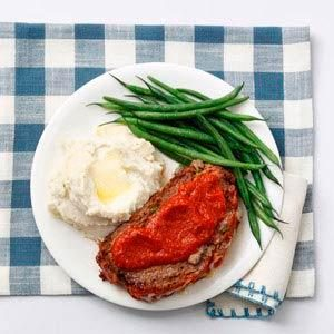 Italian Spiral Meat Loaf Recipe