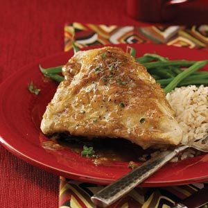 Honey-of-a-Meal Chicken Recipe