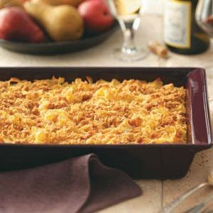 Makeover Noodle Kugel Recipe