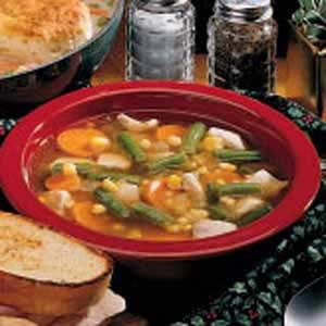 Basic Turkey Soup Recipe