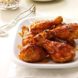 Apple Barbecue Chicken