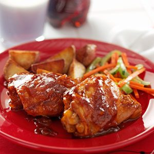 Favorite Cola Chicken Recipe