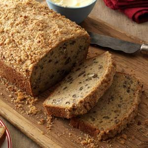 Maple Nut Banana Bread Recipe