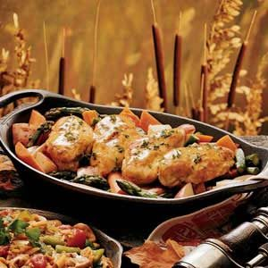Harvest Chicken Recipe