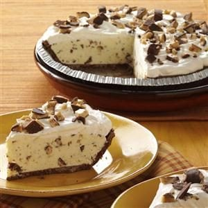 Toffee Cream Pie Recipe