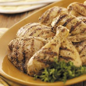 Herb-Mustard Chicken Recipe