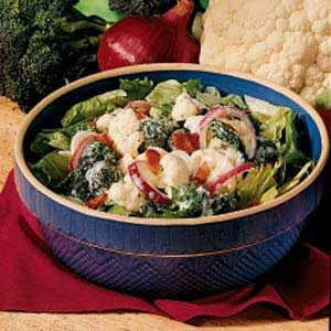 Parmesan Vegetable Toss Recipe