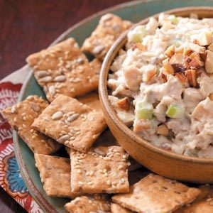 Smoky Chicken Spread Recipe