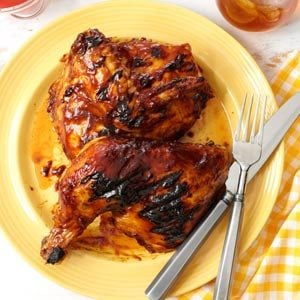 Smoky Grilled Chicken