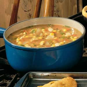 Southwestern Corn Chowder Recipe