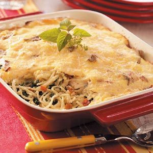 Swiss Chicken Bake Recipe