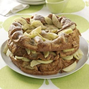 Apple Pancake Tier Recipe