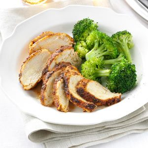 Creole Blackened Chicken Recipe