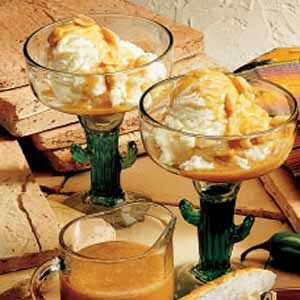 Peanut Butter Sundaes