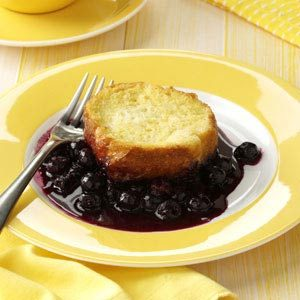 Blueberry French Toast Cobbler Recipe