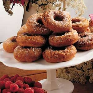 Cider Doughnuts Recipe photo by Taste of Home