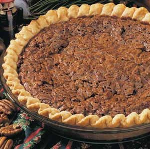 Pecan Fudge Pie