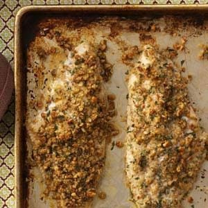 Cajun Pecan Catfish Recipe