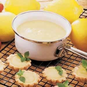 Simple Lemon Curd Recipe