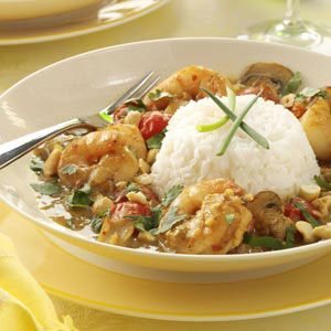 Let's Get Together Thai Shrimp Recipe