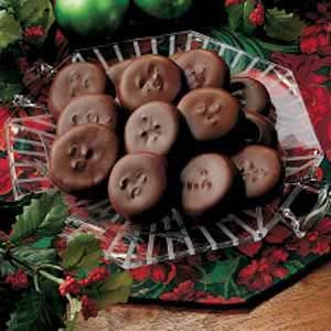 Perfect Peppermint Patties Recipe