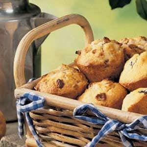 Peachy Moist Muffins Recipe