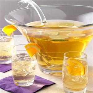 Sparkling Celebration Punch Recipe