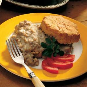 Quick Sausage Gravy Recipe