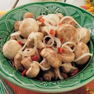 Pickled Mushrooms Recipe