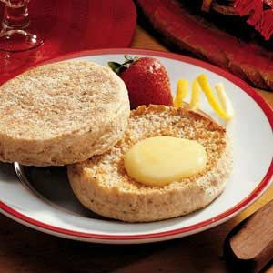 Wonderful English Muffins Recipe