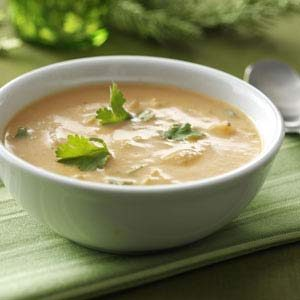 Artichoke Tomato Bisque Recipe