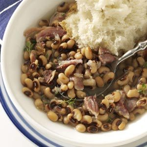 Southern Black-Eyed Peas Recipe