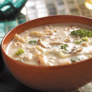 Broccoli and Crab Bisque Recipe
