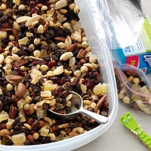 Nutty Berry Trail Mix Recipe