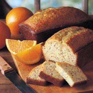 Poppy Seed Bread Recipe