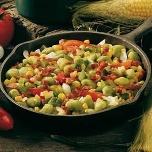 Down Home Succotash Recipe