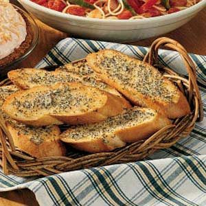 Poppy Seed French Bread Recipe