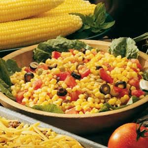 Fiesta Mexican Corn Salad Recipe