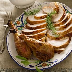 Fresh Herb-Brined Turkey