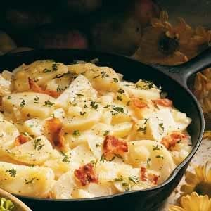 German Potato Salad with Eggs Recipe