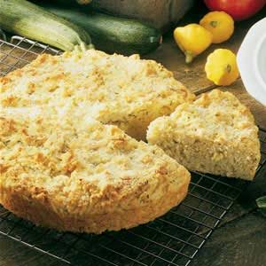 Onion Zucchini Bread Recipe